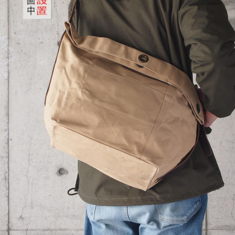 Esperanto〈エスペラント〉 MILITARY BAG (ESP-6193) KHAKI
