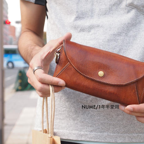 Dono〈ドーノ〉 LONG MAIL WALLET TAUPE/NUME/CHOCO/BLACK