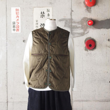 【unisex】 SUNNY SPORTS〈サニースポーツ〉 LEVEL5 SOFT SHELL VEST BLACK