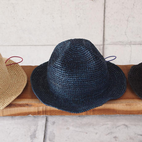 【unisex】【kids】SUBLIME〈サブライム〉 MOUNTAIN HAT BLACK