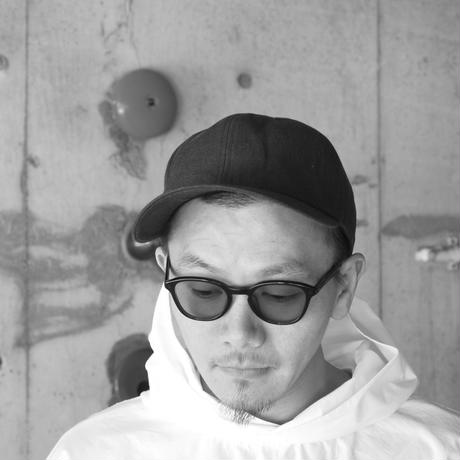 morno〈モーノ〉 TOURNIER OXFORD CAP NAVY