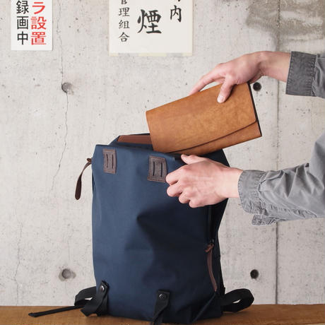 Esperanto〈エスペラント〉 3WAY MULTI CASE (ESP-6445) CAMEL