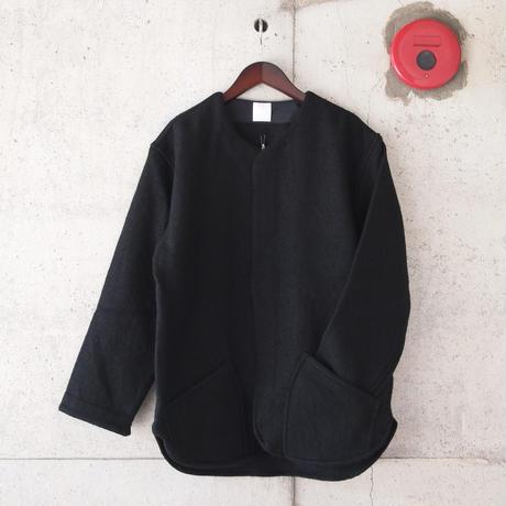 【unisex】5W〈ゴワット〉  Goun - Wool BLACK
