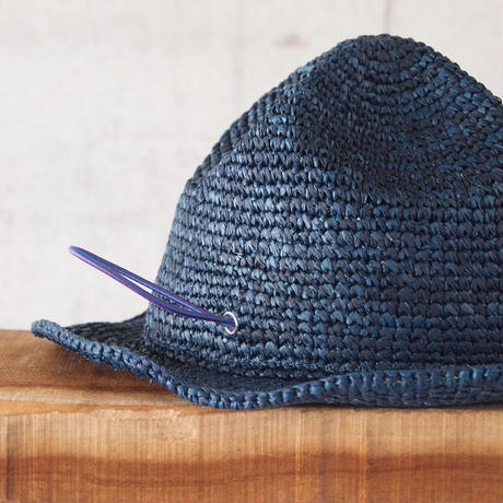 【unisex】【kids】SUBLIME〈サブライム〉 MOUNTAIN HAT NAVY
