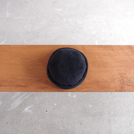 SUBLIME〈サブライム〉 FISHERMAN CORDUROY ROLL CAP BLACK
