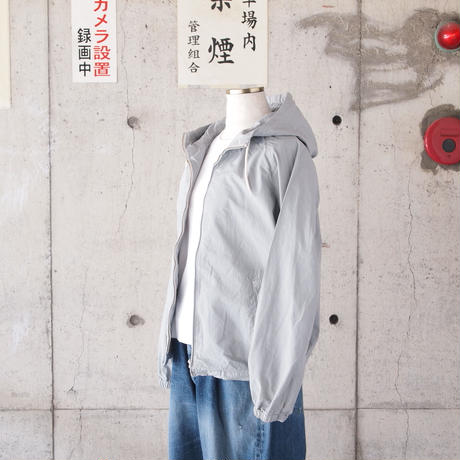 【unisex】Ordinary fits〈オーディナリーフィッツ〉 DAY PARKA Lt.GREY