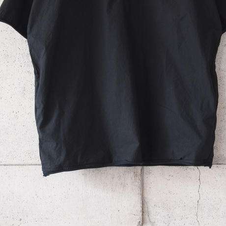 Manual Alphabet〈マニュアルアルファベット〉 PRODUCT DYE POLO BLACK
