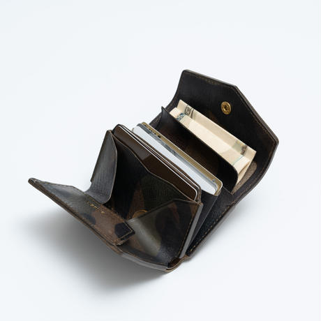 dairy wallet (カモフラージュ)