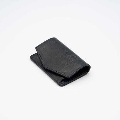 mini wallet(ブライドルレザー/ネイビー)