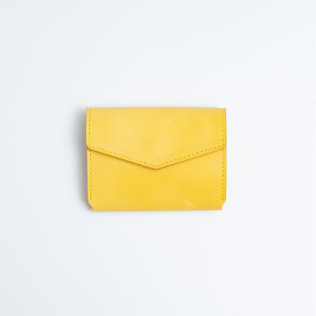 dairy wallet (イエロー)