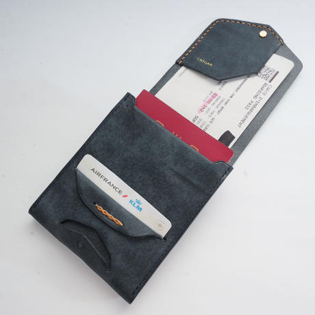 Passport case (ネイビー)