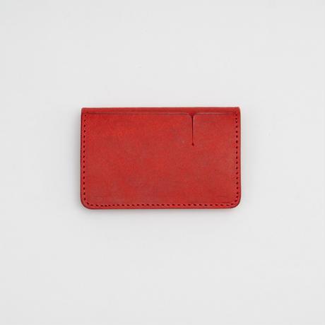 mini wallet(レッド)