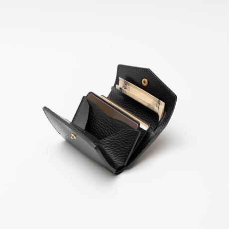 dairy  wallet(型押しブラック)