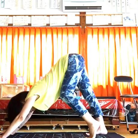 【 動画 】10月21日(水) 開催分 - 限定公開! kirameki yoga➕ Petit Seminar / チャリティーヨガ+プチセミナー70分
