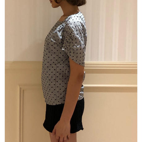 SeeByChloé  stripe & dot  blouse(No.3107)