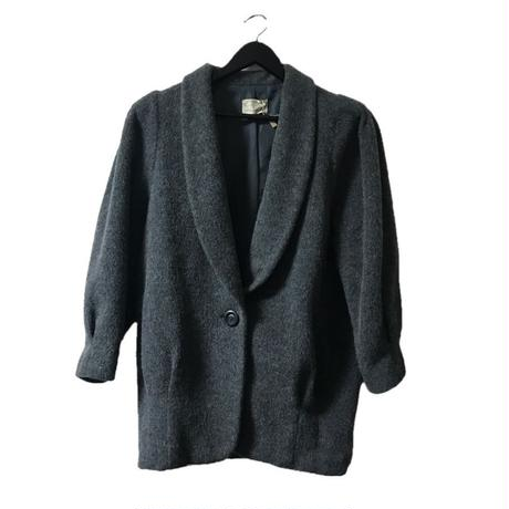 【スペシャルプライス】wool big silhouette coat gray