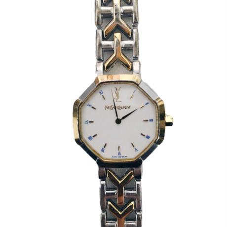 vintage Yevs Saint Laulent  watch