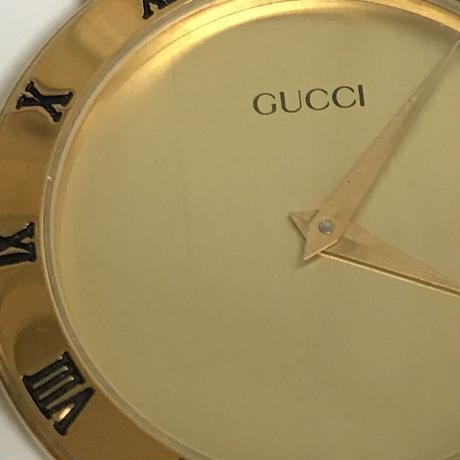 GUCCI logo design Watch