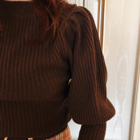 arm volume knit blown