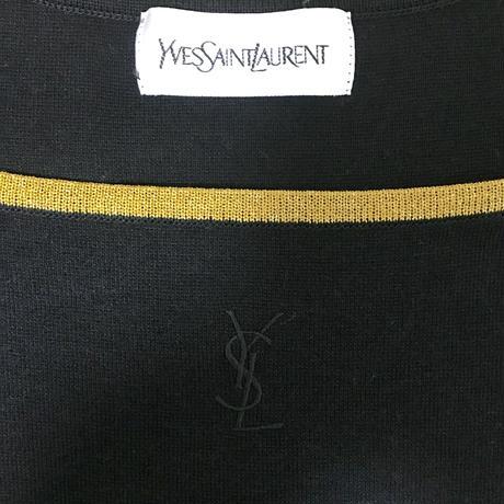 Yves Saint Laurent gold line tops