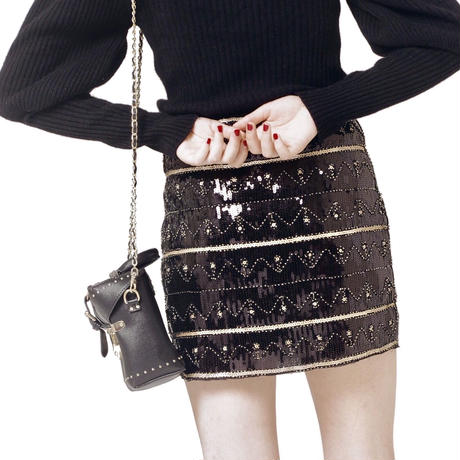 line bijou skirt