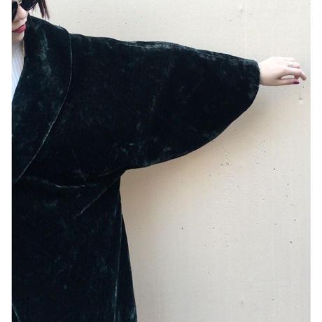 【スペシャル プライス】moss green fur coat