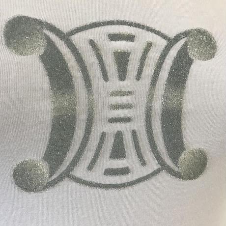 CELINE emblem design tee