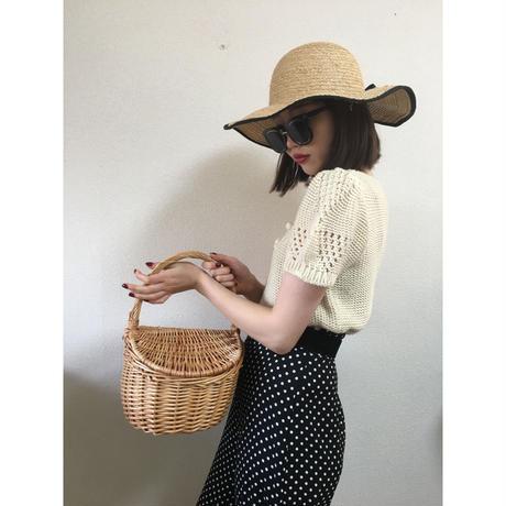 pon pon summer knit
