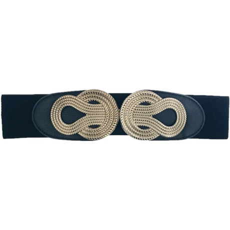 gold rope design gom belt