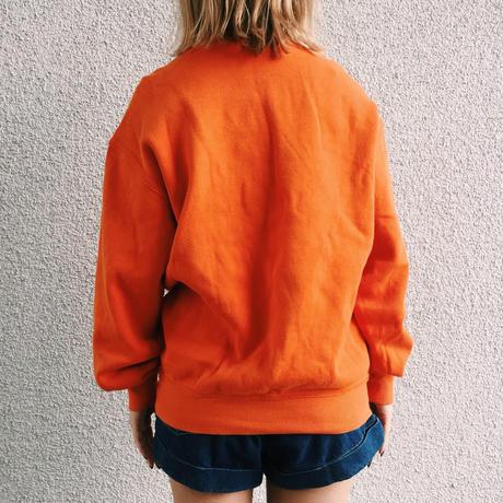 Dior logo tops orange