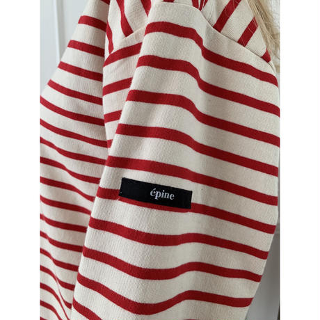 épine border big tee red
