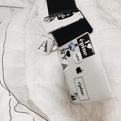 I❤︎épine sticker black