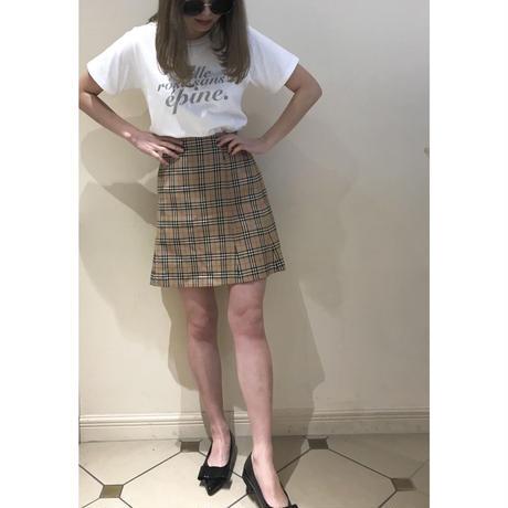 Burberry Check mini skirt(No.a5)