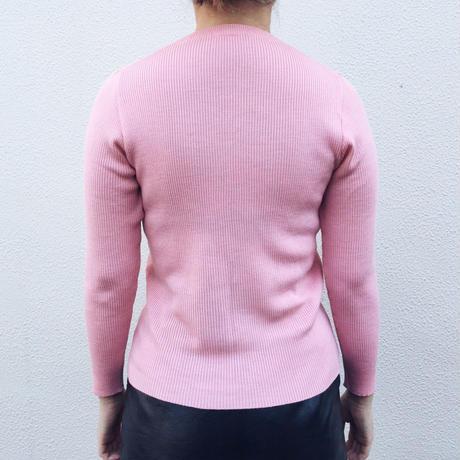courrèges  knit pink