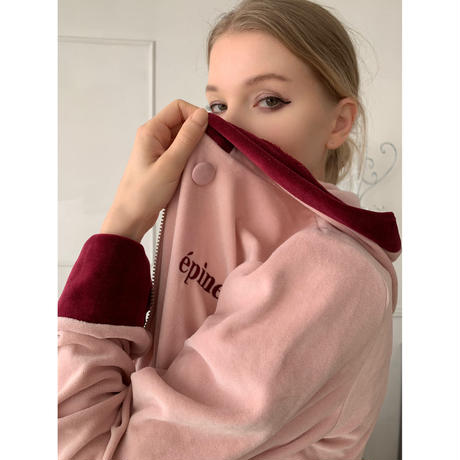 épine jersey set up baby pink
