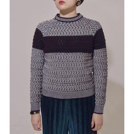 original design knitblack