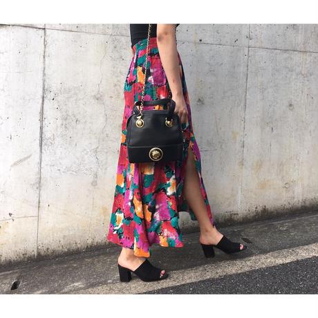 colorful design skirt