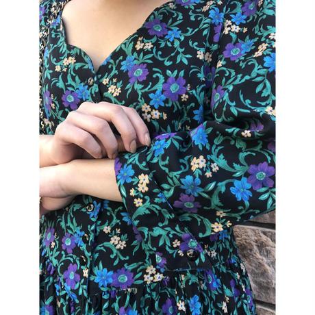 flower design one-piece