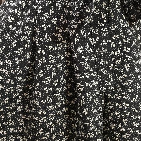 flower design short pants