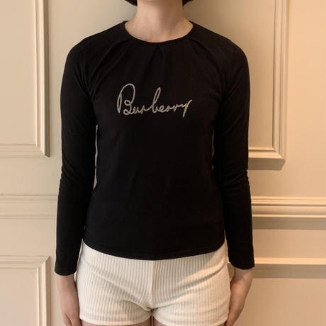 Burberry logo tops(No.3597)