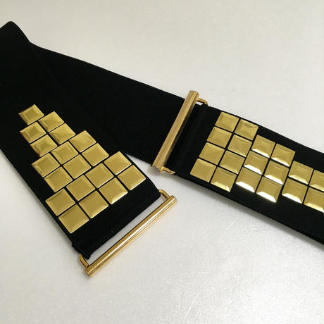 studs design gom belt
