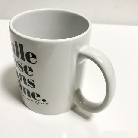 épine mug cup