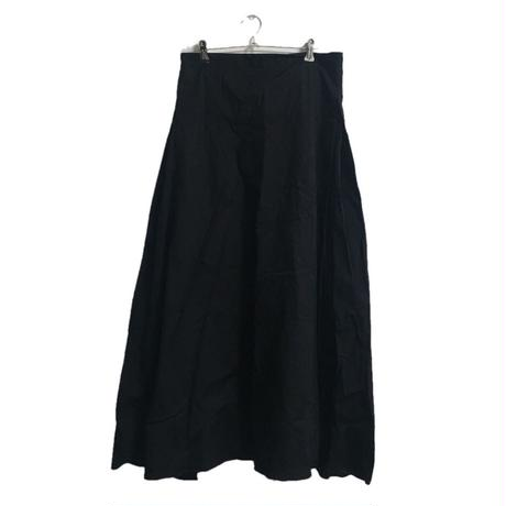 design wide skirt pants