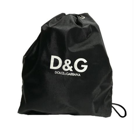 DOLCE & GABBANA nylon knapsack