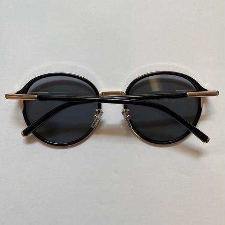 side gold line sunglasses