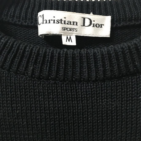 Dior logo summer knit