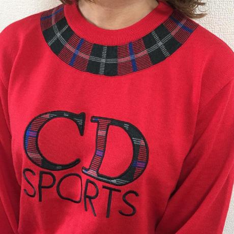 Dior check logo tops