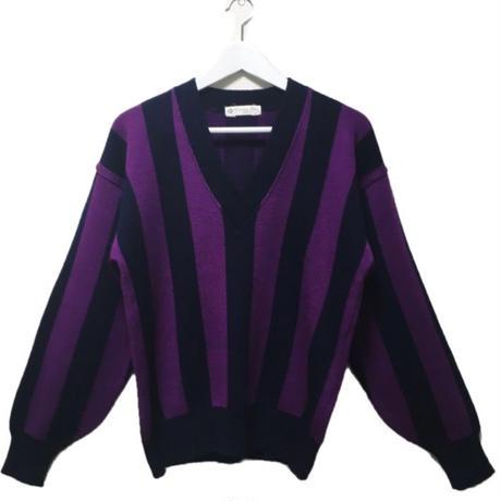 Dior stripe knit