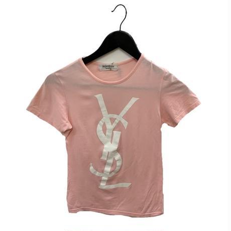 YSL logo tee pink (No.2832)