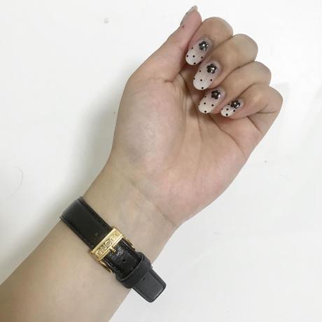 GUCCI belt design gold Watch